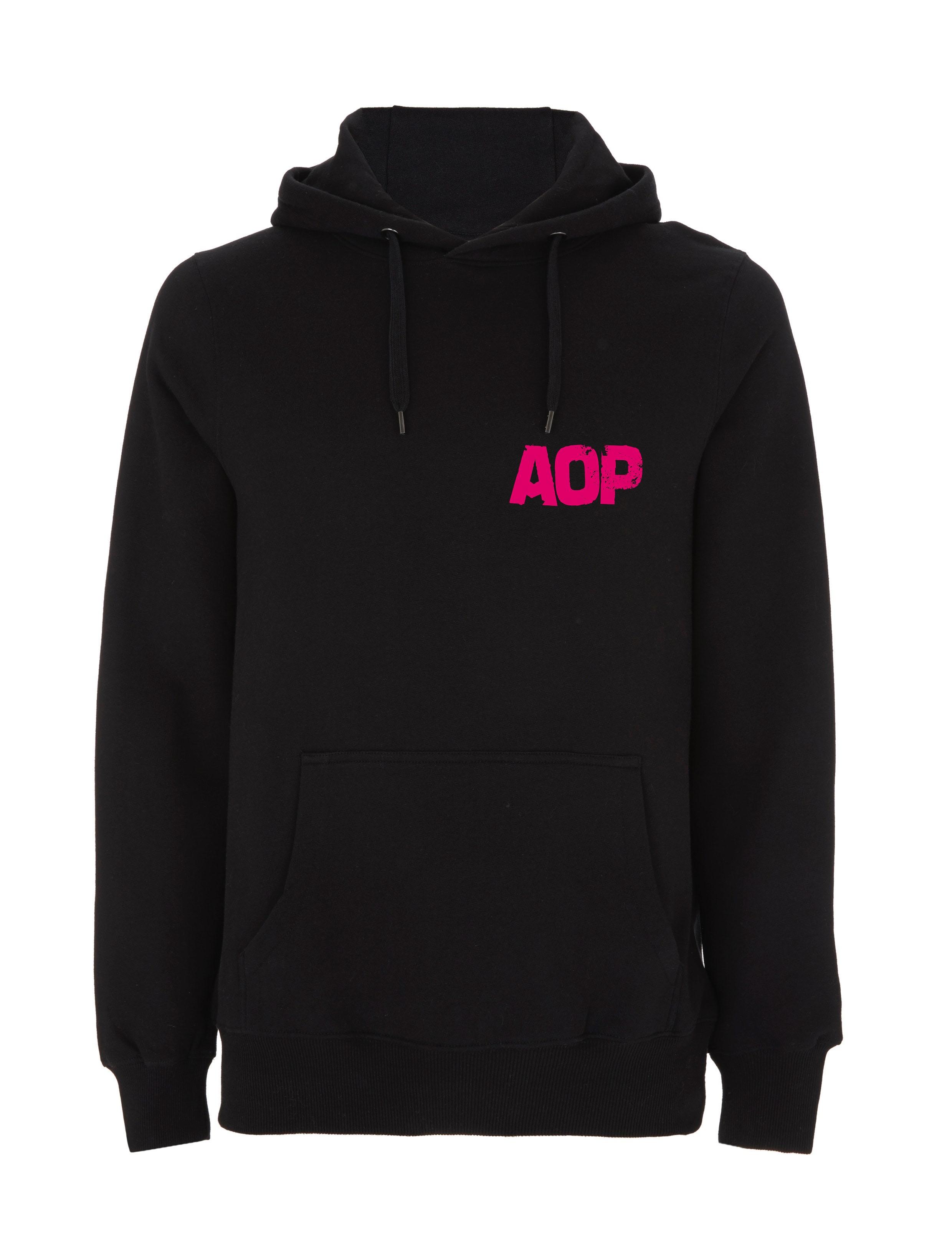 AOP – Von wegen Punkrock – Hoodie (schwarz)