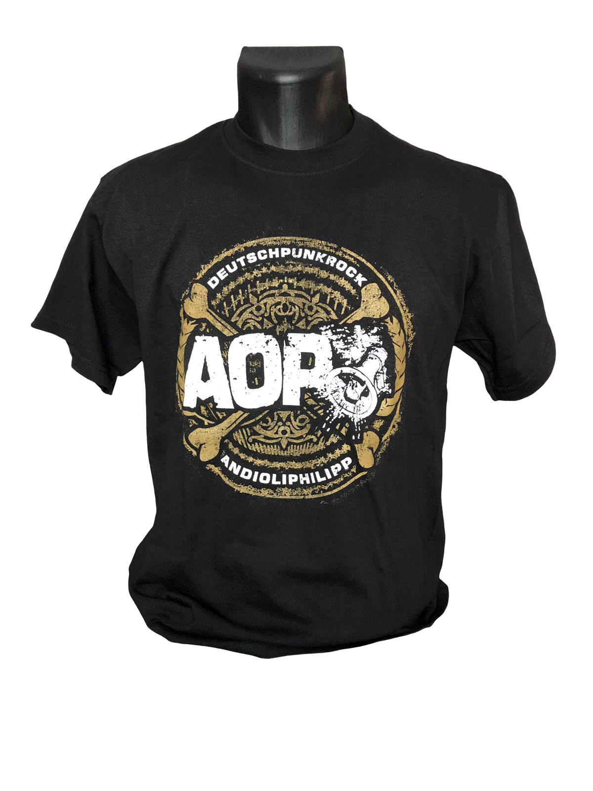 AOP – Bones Crossed – T-Shirt