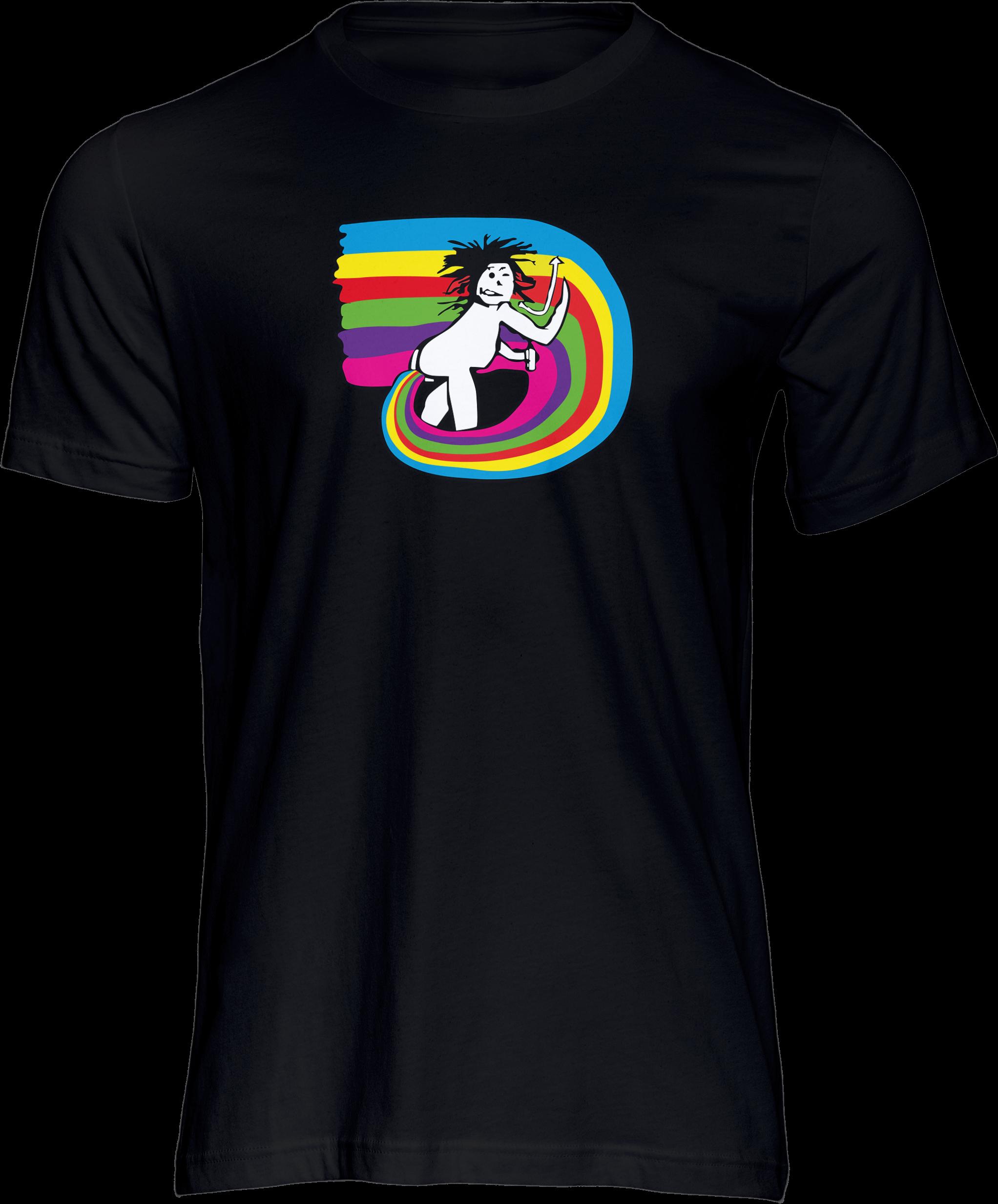 The New Shores – New Shores Feeling – T-Shirt (schwarz)
