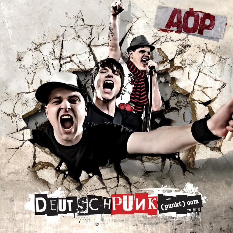 AOP – deutschpunk.com – Album – Super Jewel Case