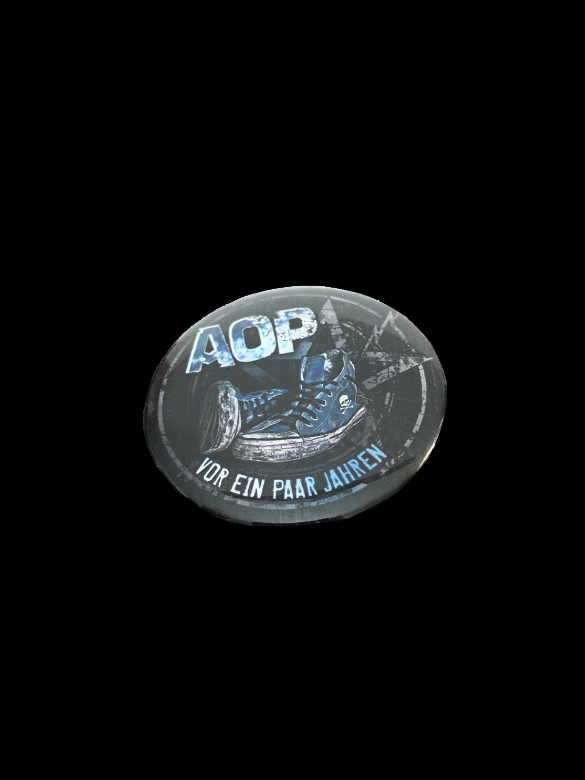 AOP – Vor ein paar Jahren – Button