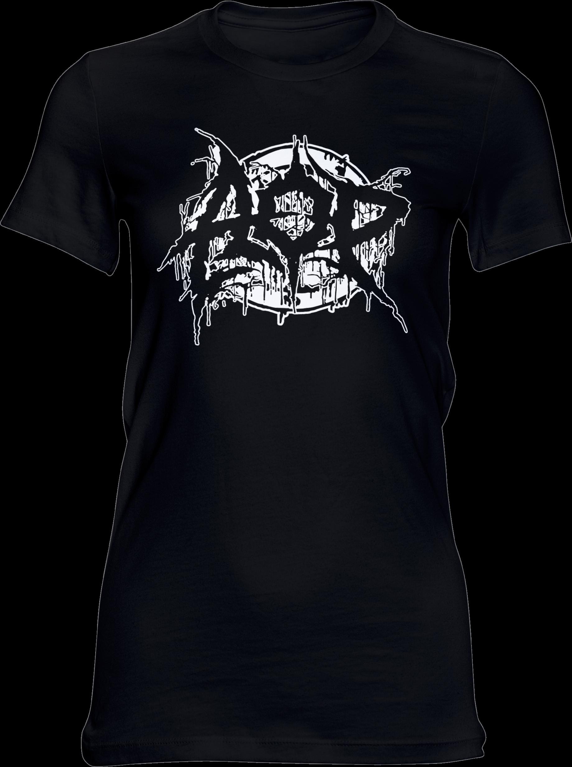 AOP – Deathmetal – Girlie-Shirt