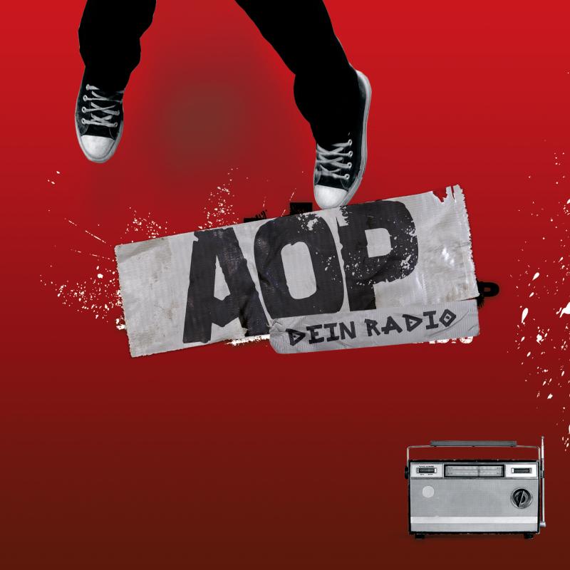 AOP – Dein Radio – Album – Super Jewel Case