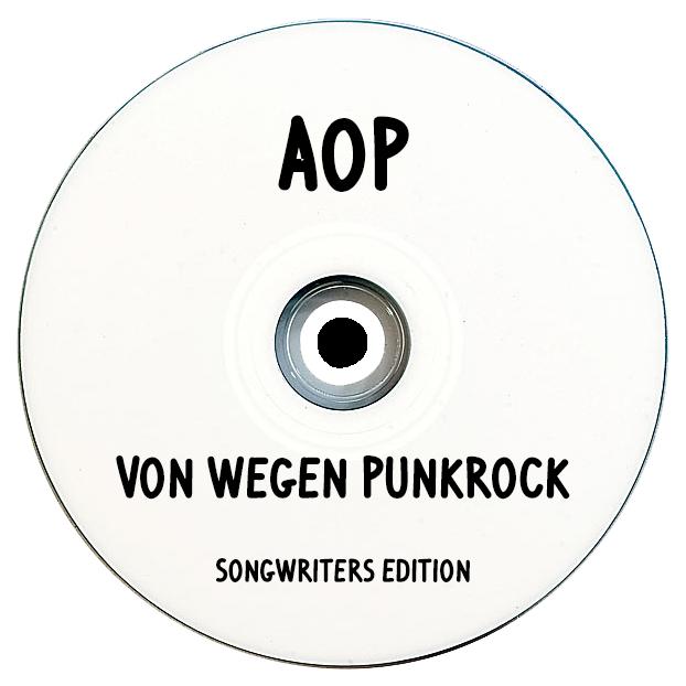 """AOP – Album – Von wegen Punkrock – Die """"Zur Deluxebox hat's nicht gereicht Box"""""""