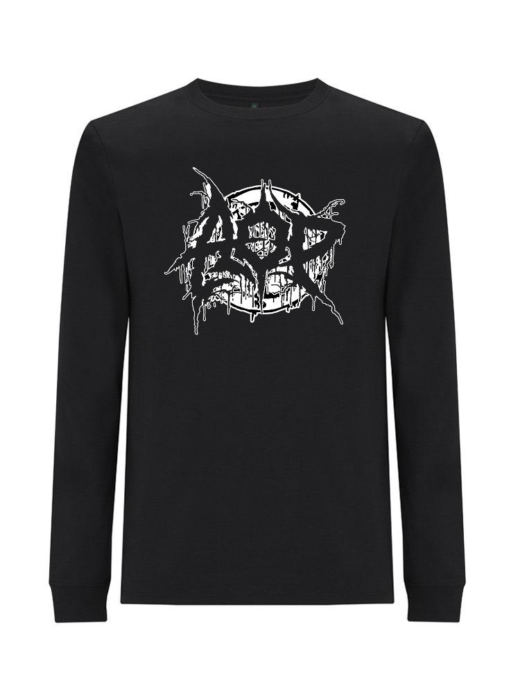 AOP – Deathmetal – Longsleeve (schwarz)
